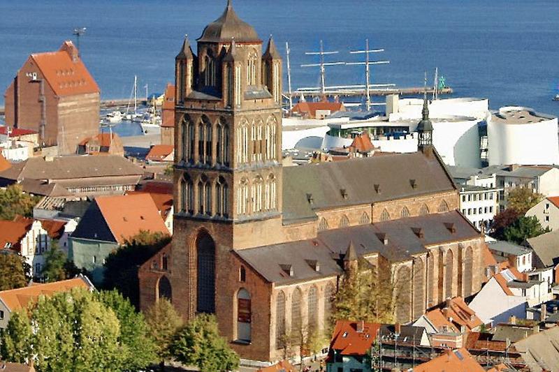 VIVALDI - die vier Jahreszeiten, Stralsund